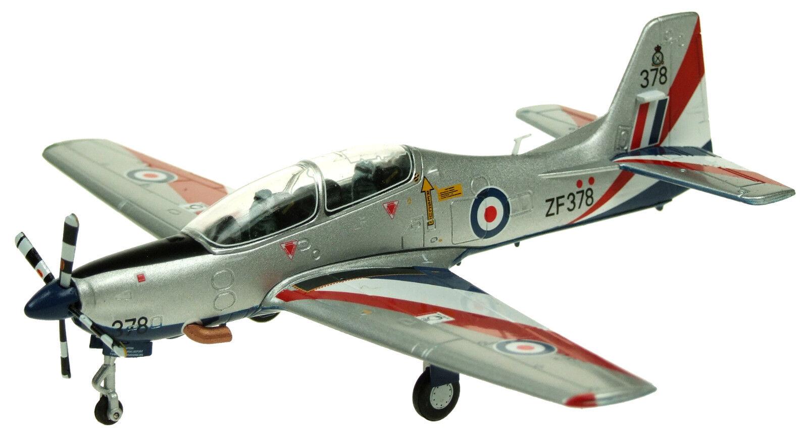 Aviación72 Av7227005 1 72 Corta Tucano Tucano Tucano Fuerza Aérea Real Zf378 be8462