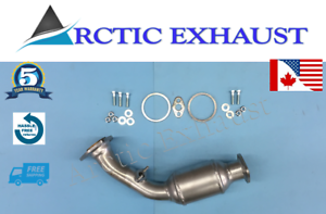 FITS:1995-2004 TOYOTA TACOMA 3.4L FRONT CATALYTIC CONVERTER DIRECT FIT