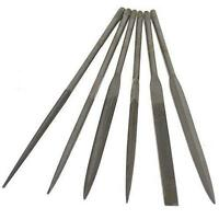 6 2 Needle Files Metal Filing Jewelry Making Tools, New, Free Shipping