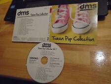 RARE PROMO Tween Pop Collection CD Rihanna MILEY CYRUS Demi Lovato SELENA GOMEZ