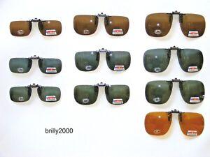 Sonnenbrillenvorhaenger-Sonnenbrillen-Clip-On-Aufsatz-Vorhaenger-Brille-Sonne