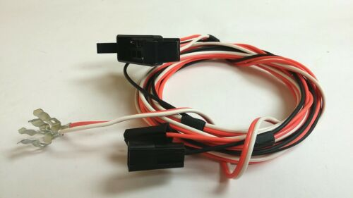 1966 Chevy Impala SS Console Wiring Harness Manual 4Spd without Console Gauges