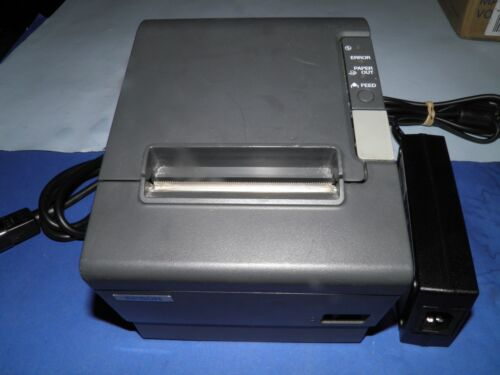 Epson TM-T88IV  Thermal POS Receipt Printer USB with Power Cable