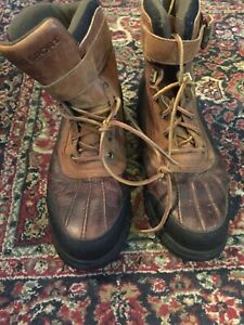 VINTAGE 90s POLO SPORT BOOTS GREAT COND