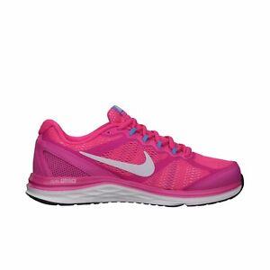 Dual Zapatillas mujer Nike ¡Ponte correr Tamaño forma para 3 6 Run Fusion 5 en para deporte rosa 4 de qCqpR