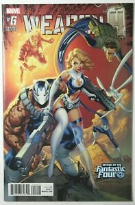 WEAPON-H-6-FANTASTIC-FOUR-J-SCOTT-CAMPBELL-VARIANT-COVER-MARVEL-COMICS