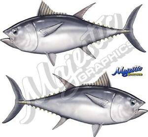 BLUEFIN TUNA High Resolution Mm X Mm X  BOAT DECALS - Blue fin boat decals