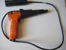 Gardner-Denver pneumatic nutrunner with torque calibration