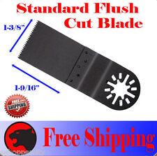 Flush Cut Oscillating Multi Tool Saw Blade Dremel Bosch Milwaukee Craftsman Skil