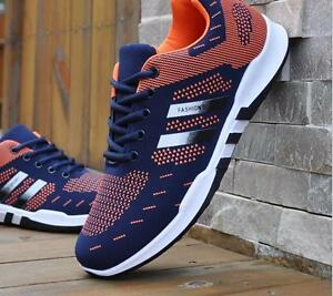 New Fashion Men's Outdoor Sports Running Shoes Breathable Casual Shoes