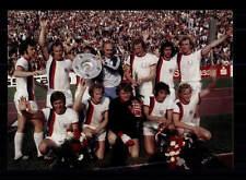 FC Bayern München Mannschaftskarte Deutscher Meister 1973 +2