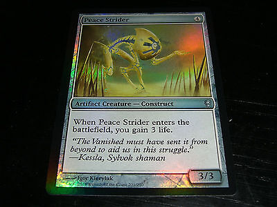 Peace Strider FOIL Conspiracy NM Artifact Uncommon MAGIC MTG CARD ABUGames