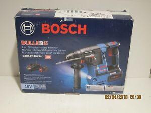 BOSCH-GBH18V-26K24-Cordless-Rotary-Hammer-18V-SDS-Plus-2017-BRAND-NEW-FREE-SHIP