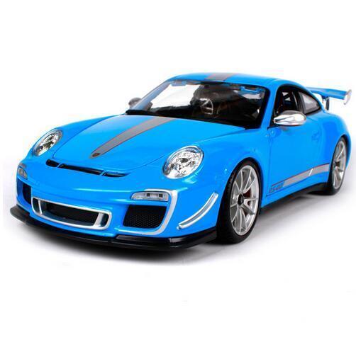 Bburago 1 18 Porsche 911 GT3 RS 4.0 Racing voiture  Vehicle Diecast Model nouveau in Box  vous rendre satisfait
