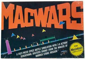 Macwars-fuer-Macintosh-Space-Battle-VTG-80s-Computer-128k-512k-MAC-Spiel-1985-OOP
