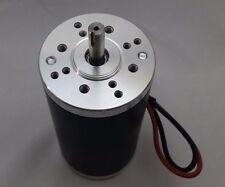12v Dc 10000 Rpm Fast Electrical Motor Servo Cnc Project 8mm Keyed Shaft 14 Hp