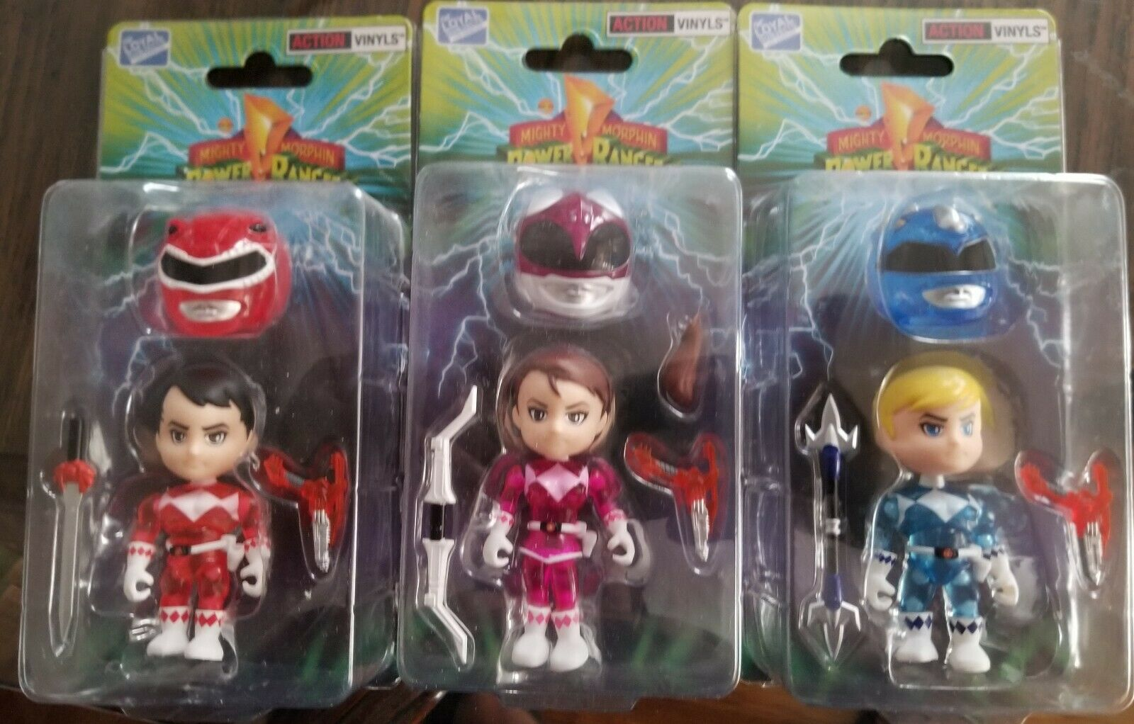 Loyal Subjects  Sdcc energia Rangers Crystal  fabbrica diretta