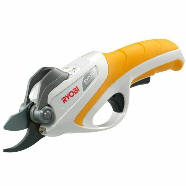 RYOBI rechargeable pruning shears BSH-120 3.6V 1,300mAh Free Shipping