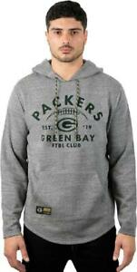 Ultra Game NFL Mens Vintage Soft Fleece Pullover Hoodie Sweatshirt