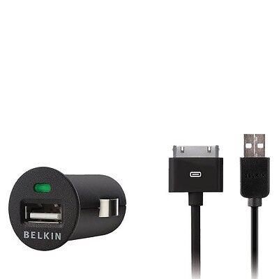 Belkin Micro USB CLA for iPhone - Black (F8Z446ttP)