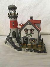 New England Village (Dept. 56): Pigeonhead Lighthouse