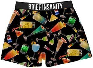 Brief-Insanity-Cocktails-Drinks-Alcohol-Bartender-Boxer-Shorts-Underwear-7126