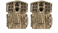 2 Moultrie M-888 M888 Gen 2 Scouting Stealth Trail Cam Deer Security Camera
