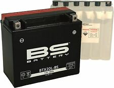 Batterie Harley Davidson FLSTF 1600 Fat Boy, Bj.:07-10,YTX20L-BS