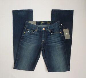 For Donna All Con Taglia 25 Kimmie Svasati Jeans Mankind Etichetta 7 Nuova qYHnatq