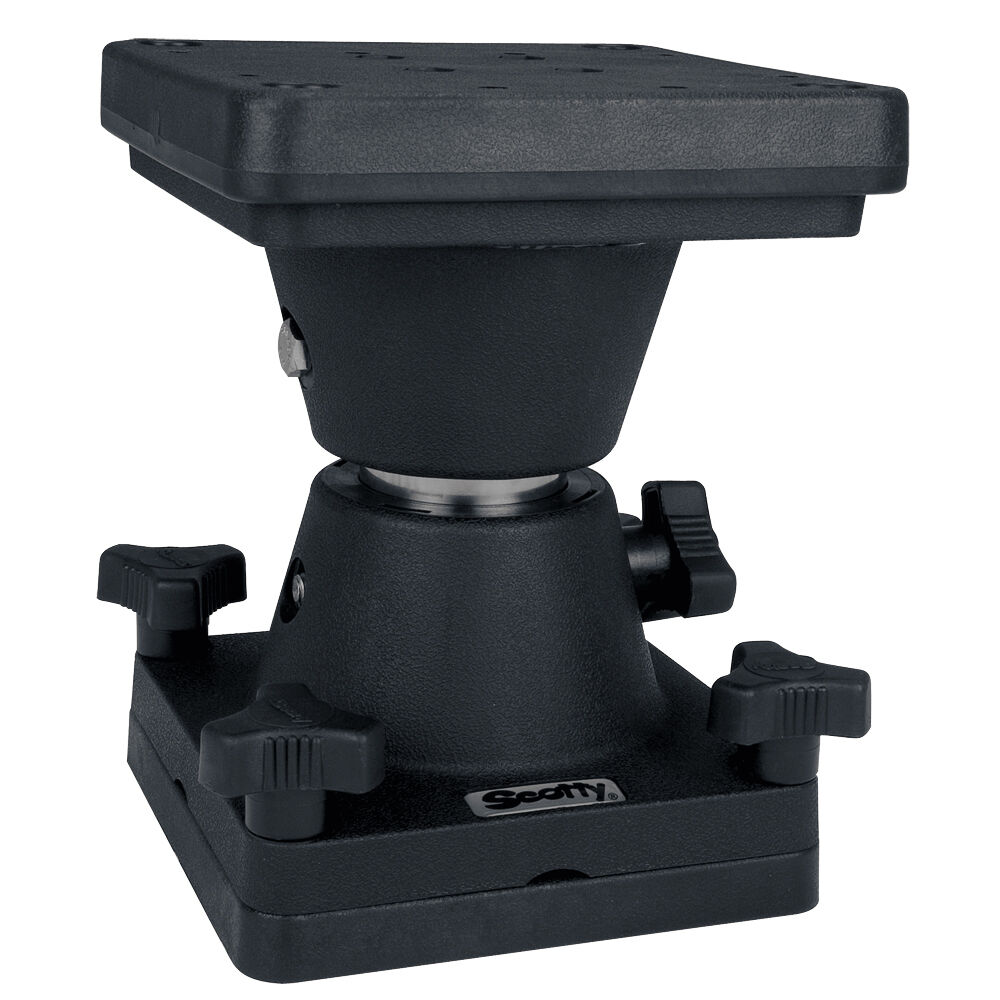 Scotty 2606 Downrigger Pedestal Pedestal Downrigger Riser - 6