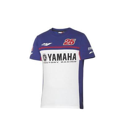 Yamaha T Shirt Factory Racing Logo GP Motorcycle Motorbike Biker VR46 ladies