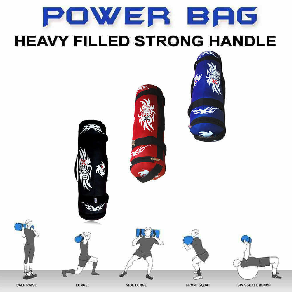 Onex Weighted Training Bag Fitness Power  Sand bags Handles Weight Lifting Bag  buy best
