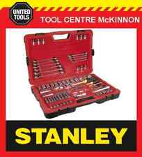 Stanley FMHT0-73021/ Socket Spanner Set Black Chrome 96 Pcs