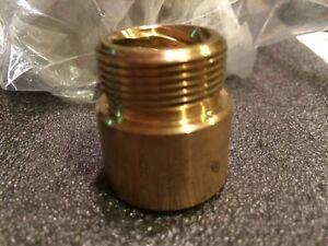 Nook 20072 powerac inch acme bronze nut 3/4-2