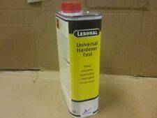Lesonal 2K Universal Fast Härter 1 litre Rapid Aktivator Katalysator Akzo