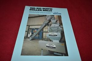 A-O-Smith-Harvestore-Wa-Ro-Matic-Roller-Mills-Dealer-039-s-Brochure-DCPA7