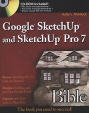 Google SketchUp and SketchUp Pro 7 Bible, Murdock, Kelly L., Acceptable Book