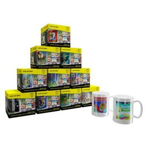 Panini Heritage FIFA World Cup Ceramic Mugs