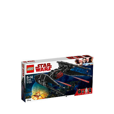 NEW Lego Star Wars Kylo Ren's TIE Fighter 75176