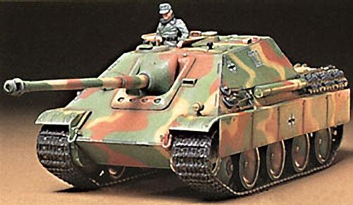 Tamiya 1 35 German Jagdpanther Late Version Plastic Assembly Kit