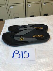 Men-039-s-Spenco-Total-Support-Orthotic-Flip-Flops-Sandals-Sz-8