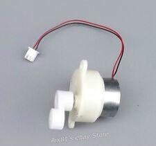 DC 5/6V 9V 12V Worm Gear Motor 19-46RPM Reversible Motor + Eccentric Wheel Shaft