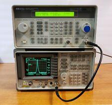 Hp Agilent Keysight 8594e Spectrum Analyzer 9khz 29ghz Opt 010 Tg Fully Tested