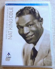 NAT KING COLE When I Fall In Love: The One And Only EUROPE Cat# EVDVD002 SEALED!