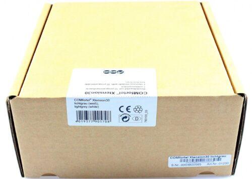 weiß für COMfortel 2500 NEU Auerswald COMfortel Xtension 30 lichtgrau