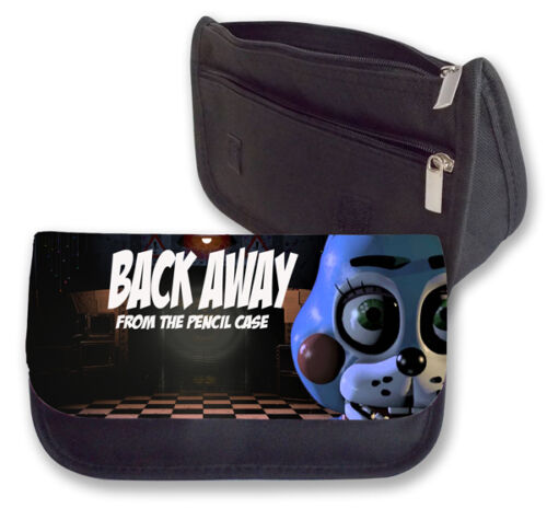 CAN BE PERSONALISED FIVE NIGHT/'S OF FREDDY/'S BACK AWAY BONNIE PENCIL CASE