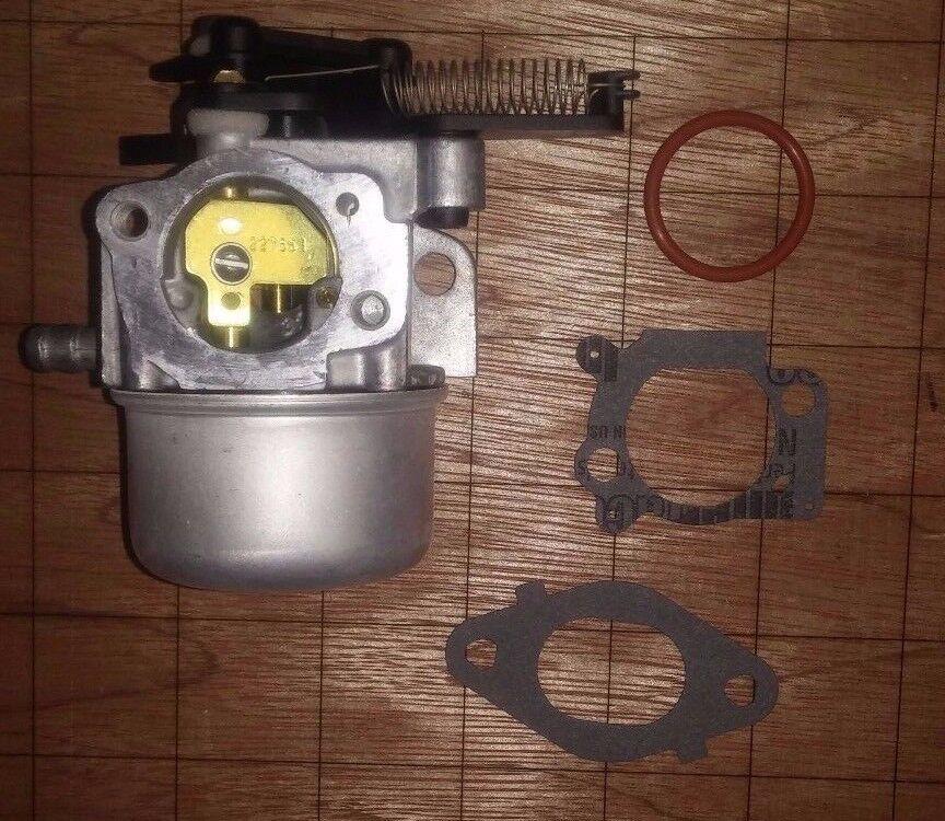 Briggs Stratton 796608 Cocheburador Select Modelo & 111000 11P000 121000 12Q000