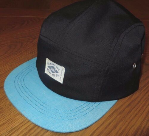 NWT Life is Good BLACK//Blue DO WHAT YOU LIKE LIKE WHAT YOU DO Cap HAT One Size