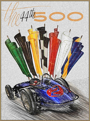 Indy GP F 1 Race Car Ford Built Built Built 1963 25 Vintage 18 Model 24 Sprint 43 T 12 Dirt 2a9bca