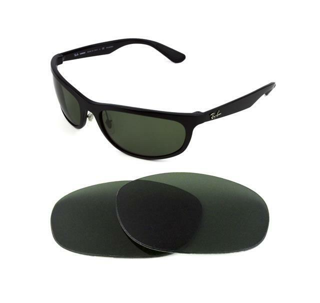 c995f71faa Polarized Replacement B15 Lens for Ray Ban BALORAMA 4089 62mm Sunglasses  for sale online